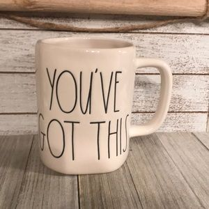"RARE Rae Dunn ""YOU'VE GOT THIS"" 20 oz Mug"